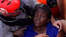 """""""Das sind ungeheure Vorwürfe"""": Ließen Libyer Flüchtlinge ertrinken?"""