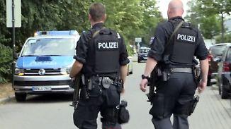 Familiendrama in Düsseldorf: Vater soll siebenjährige Tochter getötet haben