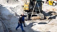 Im Auto der Kampfmittelbekämpfer: Granate explodiert beim Abtransport