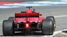 Der Sport-Tag: 2. Freies Training der Formel 1 live bei n-tv