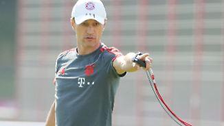 Gerüchte beim FCB, PSG vor der Brust: Kovac misst sich zum Einstand mit Tuchels Neuen