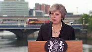 Kein Rosinenpicken mit EU-Freiheiten: London steuert auf Brexit-Frontalcrash zu