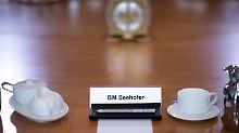 """""""Fehlbesetzung als Minister"""": Grünen-Chef legt Seehofer Rücktritt nahe"""
