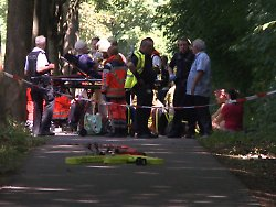 Verletzter ist in Lebensgefahr: Haftbefehl gegen Messerangreifer in Lübeck erlassen