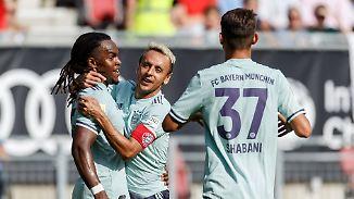 FCB gegen PSG: Buffon und junge Wilde: Kovac schlägt ein, bayerisches Sorgenkind brilliert