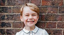 George, großer Bruder und irgendwann vielleicht König.