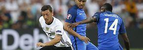 Bei den Turnieren seit 2010 ist er immer dabei. So auch bei der Euro 2016, bei der Deutschland im Halbfinale gegen Frankreich scheitert.