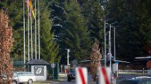 Nach unbestätigten Informationen lagern in Büchel im Kreis Cochem-Zell bis zu 20 US-Atomsprengköpfe.
