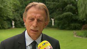 """Christoph Daum im n-tv Interview: Özils langes Schweigen """"hat die Situation verschärft"""""""