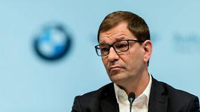 Nachfolger von inhaftiertem Stadler?: BMW-Vorstand Duesmann wechselt zu VW