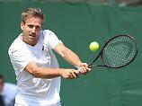 Der Sport-Tag: Tennisprofi Gojowczyk scheitert in Peking schon zum Auftakt