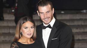 Promi-News des Tages: Drogenkrieg kommt Gareth Bales Hochzeit in die Quere
