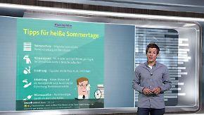 n-tv Netzreporter: #Bürospiel hilft, hydriert durch den Sommer zu kommen