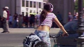 Umstrittener Vorstoß aus Berlin: FDP-Politiker fordert Kopfhörer-Verbot für Radfahrer