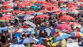 Hurra Hitzewelle: Deutschland genießt den Supersommer