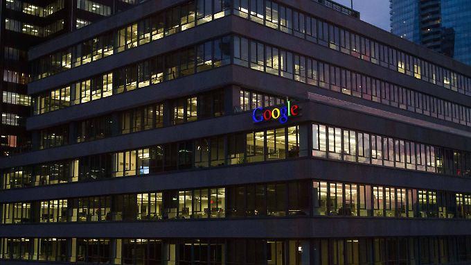 Der Google-Mutterkonzern Alphabet setzte mit seinem Zwischenbericht ein Glanzlicht.