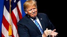 US-Präsident Trump hat im transatlantischen Handelsstreit einen Voirschlag gemacht, an den er selbst nicht recht glaubt.