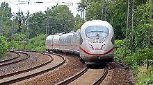 Probleme mit dem Güterverkehr und mit der  Pünktlichkeit haben der Deutschen Bahn den Gewinnplan verhagelt.