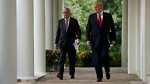 """""""Haben einen Deal geschlossen"""": Trump-Äußerungen stützen Wall Street"""