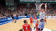 Zipsers Zukunft ist unklar: Houston belohnt Hartenstein mit NBA-Vertrag