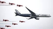 Bombardier-Deal frisst Gewinn: Airbus verdient operativ deutlich mehr