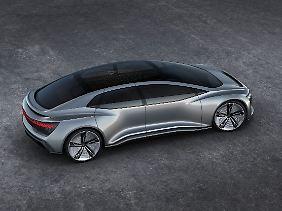 Audi plant eine ganze E-Auto-Familie.