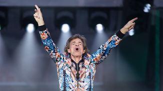 Rockgott und achtfacher Vater: Rastloser Mick Jagger feiert 75. Geburtstag