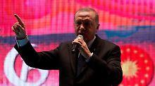 Sanktionen wegen US-Pastor: Türkei kommt Crash gefährlich nahe