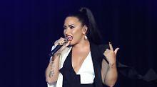 Wie weiter nach dem Absturz?: Demi Lovatos Familie drängt auf Entzug