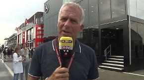 "Danner zum Regen-Chaos in Ungarn: ""Vettel stand Enttäuschung ins Gesicht geschrieben"""