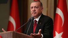 US-Pastor in türkischer Haft: Erdogan gibt sich bei Streit mit den USA stur