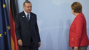 Türkischer Präsident will nach Deutschland reisen: Opposition kritisiert geplanten Erdogan-Besuch