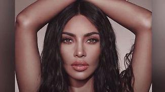 Promi-News des Tages: Kim Kardashian spaltet Fanszene mit neuem Look