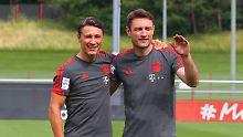 Bayern-Assistent für den Bruder: Robert Kovac kam für Ein-Euro-Ablöse
