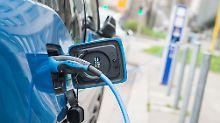 Halber Steuersatz für E-Autos: Dienstwagen werden attraktiver
