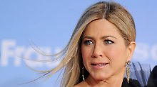 Vor allem in den Medien wird Jennifer Aniston oft mit Sexismus konfrontiert.