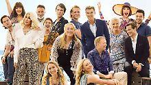 """Endlich wieder in Griechenland: """"Mamma Mia"""" schaut in die Vergangenheit"""