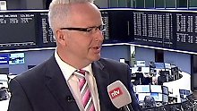 Der Börsen-Tag: Dax und Gold: Meyer und Utschneider über heiße Charts