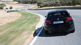Der Preis für den Peugeot 308 GTI startet bei knapp unter 36.000 Euro.