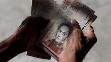 Hyperinflation in Venezuela: Die 1.000.000-Prozent-Katastrophe
