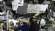 Der Börsen-Tag: Toyota fährt Rekordgewinn ein - und warnt vor Einbruch
