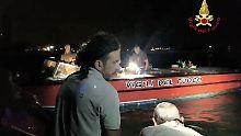 """Auf der """"Autobahn im Meer"""": Drei Tote bei Schiffsunfällen in Venedig"""