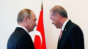 Nach Eskalation zwischen Türkei und USA: Nato-Militärs fürchten Erdogans Abkehr zu Putin