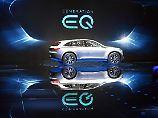 Für die Elektroautos werden Batteriezellen benötigt. Die erhält Daimler von einem chinesischen Unternehmen.