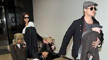 Streit um Unterhaltsgelder: Jolie greift Pitt an