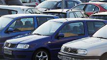 Studie über ausrangierte Autos: Diesel finden oft nur im Ausland Abnehmer