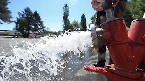 Regierung erstellt Notfallplan: In einigen Regionen Deutschlands wird das Trinkwasser knapp