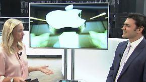 Investieren in Aktien: Eine Billion Dollar: Apple-Hype geht weiter!