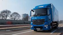 Reaktion auf US-Sanktionen: Daimler zieht sich aus Iran zurück