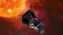 Superschnell und superheiß: Nasa-Sonde kommt der Sonne sehr nahe